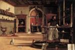 Carpaccio saint Augustin