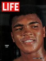 Couverture de Life en 1964