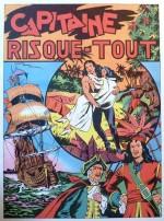 « Capitaine Risque-tout » a été repris en album aux éditions mondiales en 1953 et aux éditions du Taupinambour en 2011.