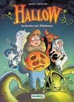 Couverture Hallow T1