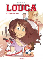 Couverture Louca tome 4