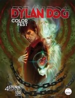 Dylan Dog Color