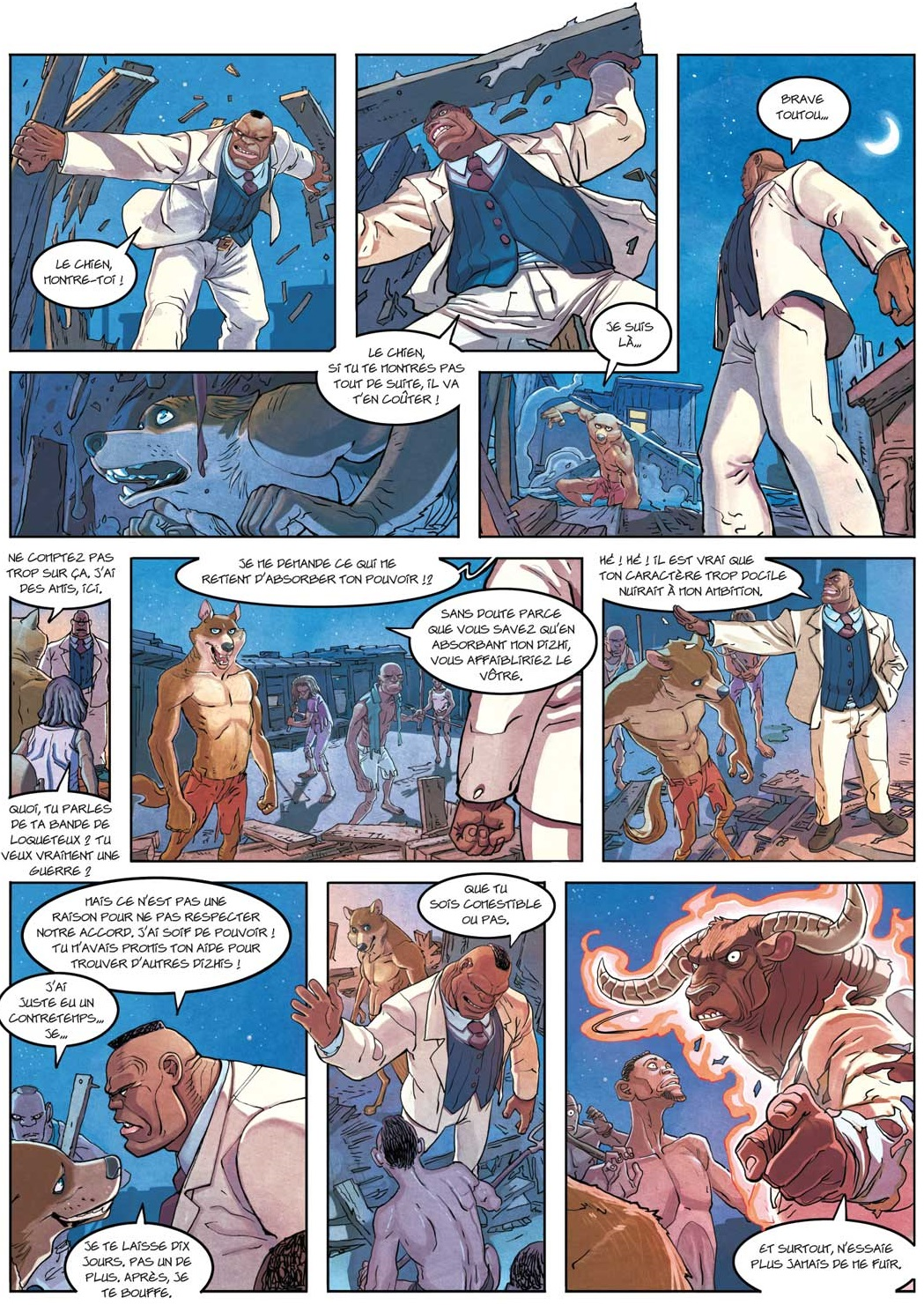Klaw tome 5 page 23