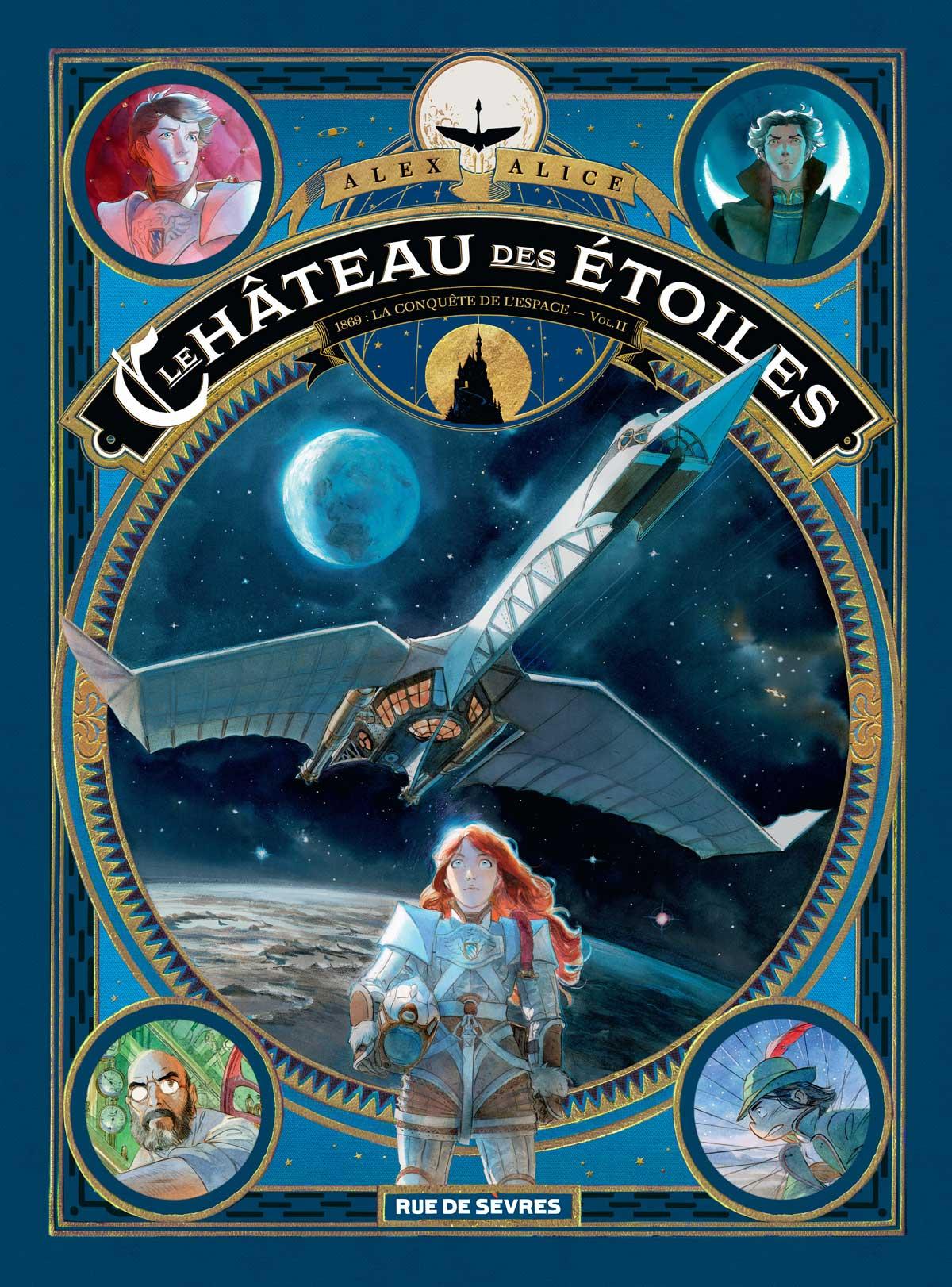 Le Château des étoiles tome 2