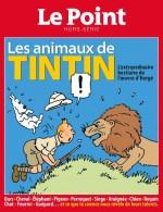 Les Animaux de Tintin couv
