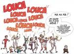 Louca T4, spectateurs