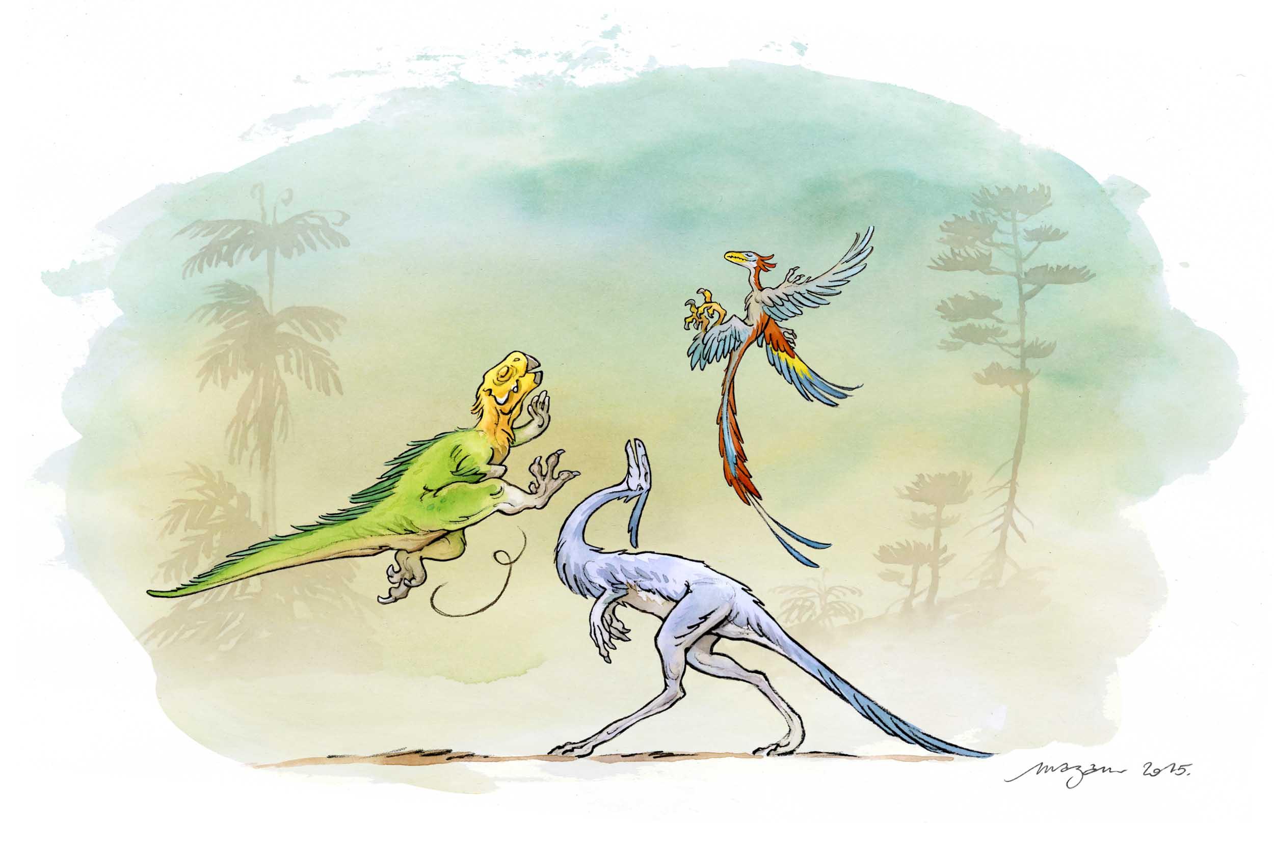 Mimo T2 illustration