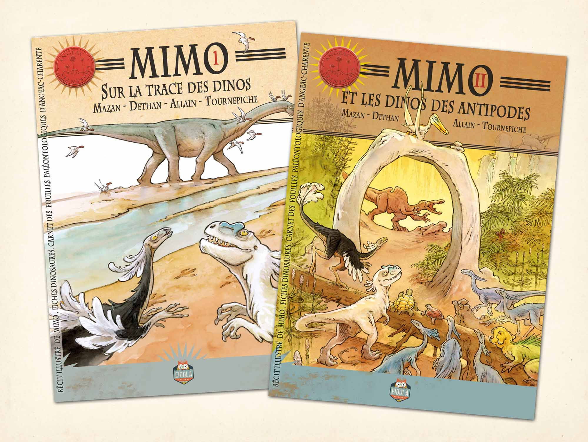Mimo1 et Mimo2
