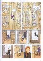 Braquage de haut vol (planche 21 du tome 1 ; Dupuis, 2012)