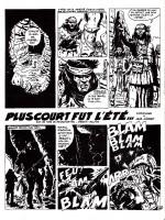 « Plus Court fut l'été » au n° 2 de Comics 130, en 1970.
