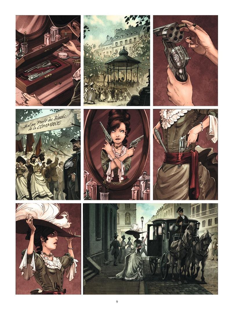 Planche 8 de L'Aristocrate fantôme par A. Jean (Vents d'Ouest 2015)