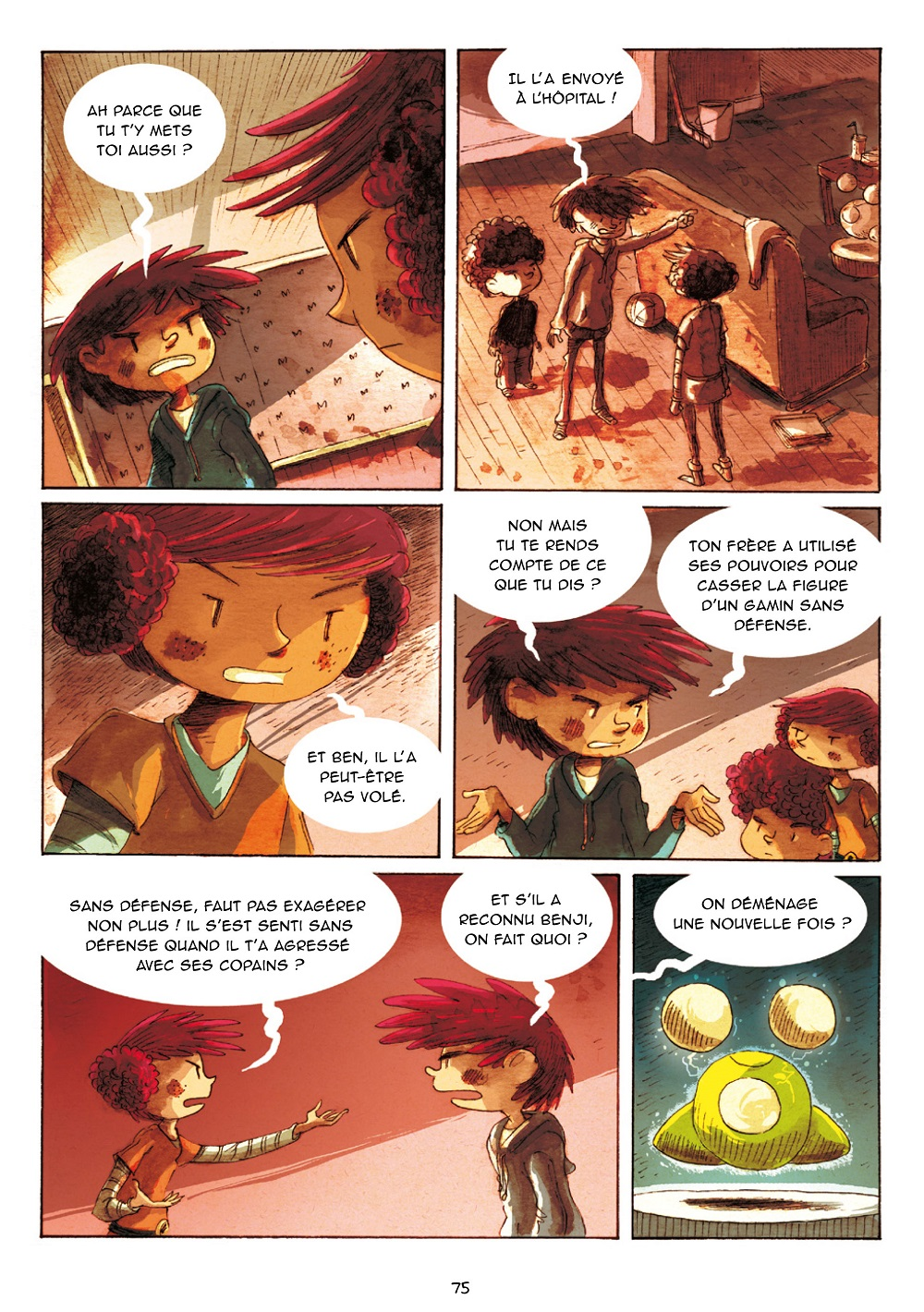 Supers page 75
