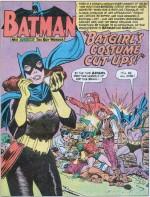 Detective Comics n° 371, avant le début de la série régulière de la jolie justicière, à la suite de ses apparitions à la télévision dans la série « Batman ».