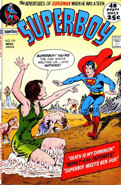 Superboy n° 179.