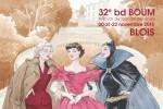 Affiche Annie Goetzinger bd BOUM 32