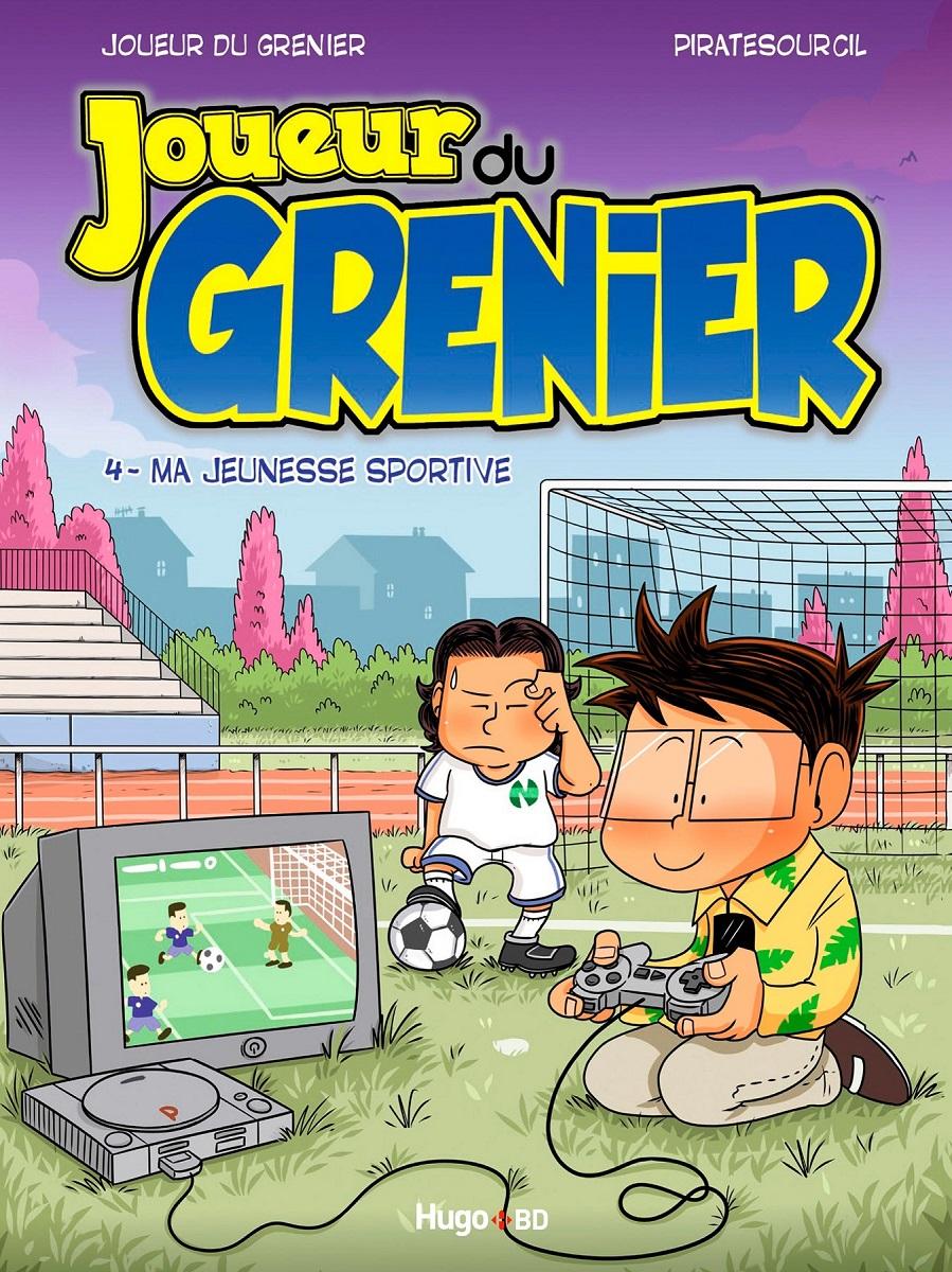 Couverture Joueur du Grenier T4