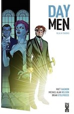 Day Men 1 cover