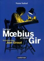 Docteur Moebius et Mister Gir couv