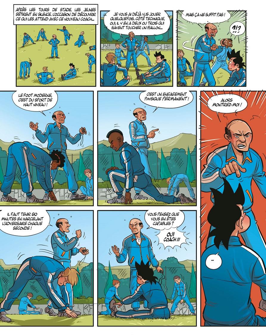 Droit au but  T12 page 7
