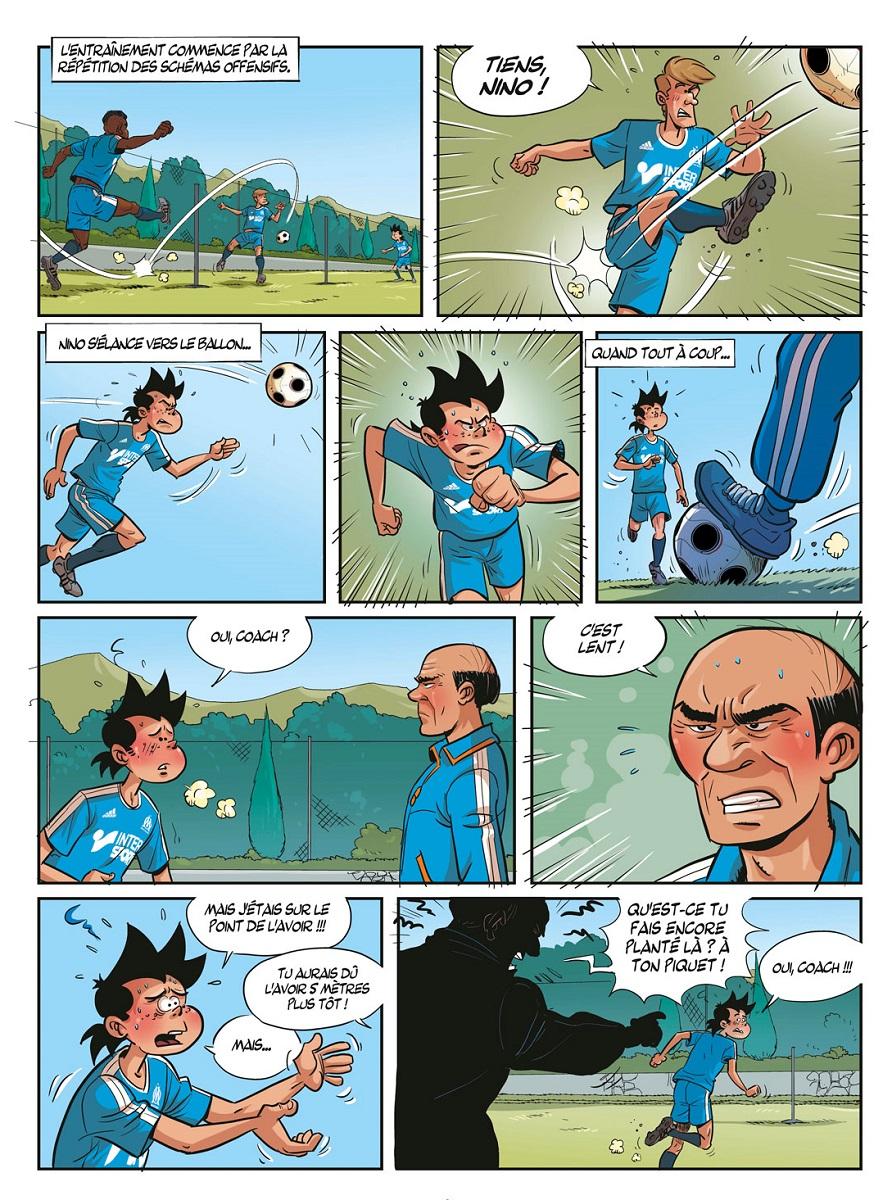 Droit au but  T12 page 8