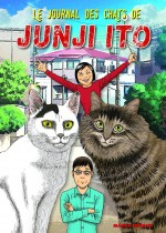 Le Journal des Chats de Junji Ito-couv