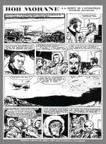 Une page du « Secret de l'Antarctique » dans Femmes d'aujourd'hui.
