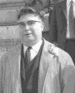Raoul Dubois, dirigeant des Francs et Franches Camarades,.
