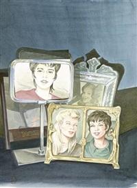 « Portraits souvenirs ».