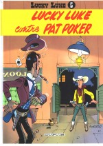 Contre Pat Poker (en 1953) : sans doute l'une des plus belles couvertures de la série