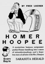 « Eusèbe » (« Homer Hoopee ») par Fred Locher.