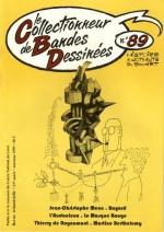 Collectionneur de bandes dessinée89