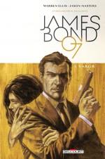 James Bond est chez Delcourt... (T1, 2016 et T4, 2018).