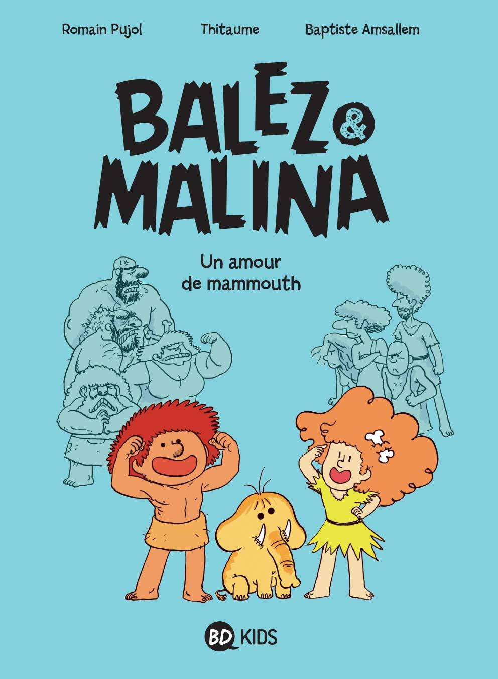 Couverture Balez & Malina