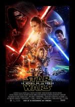 L'affiche officielle de Star Wars VII : Le Réveil de la Force, dessinée par Drew Struzan (© LucasFilm / Disney)