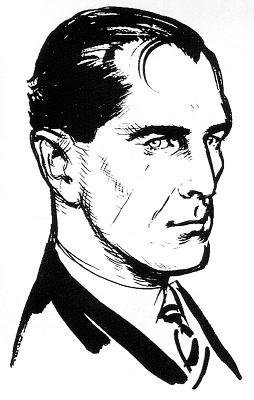 Désireux de piloter l'adaptation comic, Fleming demanda en 1957 à un dessinateur anonyme de livrer une préversion graphique de son héros...
