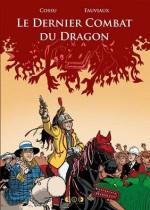 Le Dernier Combat du dragon couv