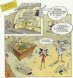 Le mystère égyptchien, p.30, case 2