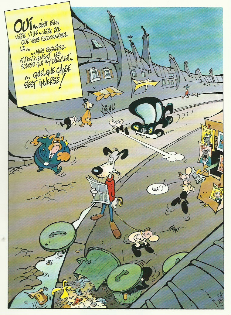 Le voleur d'humains, p. 6
