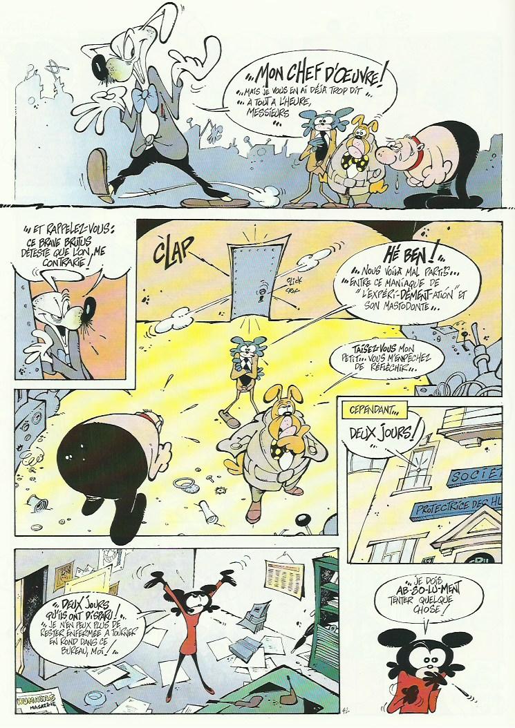 Le voleur d'humains, p.42