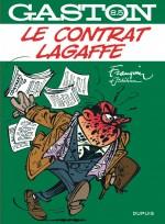 Le Contrat Lagaffe (Gaston Sélection T5 hors-série) - Dupuis, nov. 2015