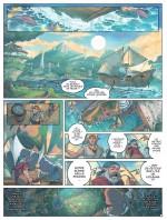 Les Légendaires Origines T 4 Shimy page 3
