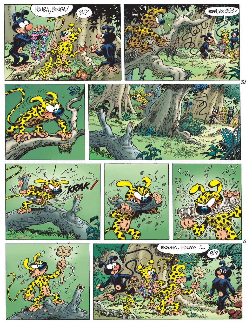 Marsupilami T 29 page 5