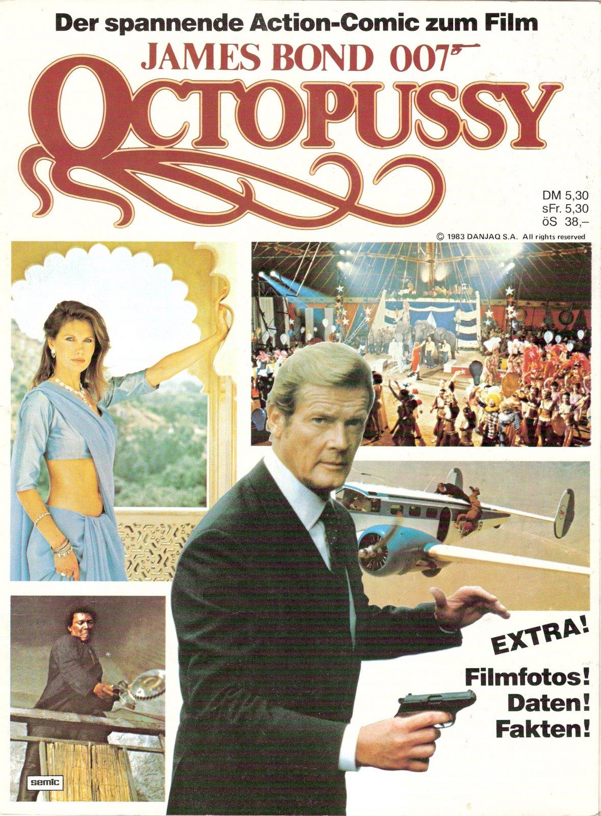 Octopussy (version Semic, 1983)