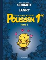couverture Poussin premier T2