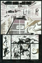 La Dent du Serpent T3, planche 16 originale par Paul Gulacy