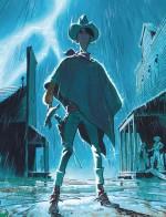 Lucky Luke vu par Matthieu Bonhomme.
