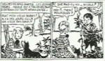 « Nicole et Guy » (« Babe Bunting ») par Frank Godwin.