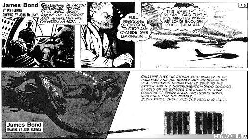 """Une fin charcutée pour """"Opération Tonnerre"""" en février 1962..."""