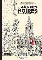 La couverture originale finalisée illustre la version n. et bl. de l'album