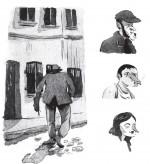 Crayonnés (1) Gaël Henry Alexandre Jacob